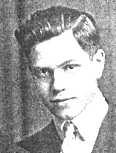 Royal Gibson in 1922, Fond du Lac High School