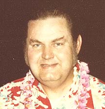 Wally Jeske in Hawaii